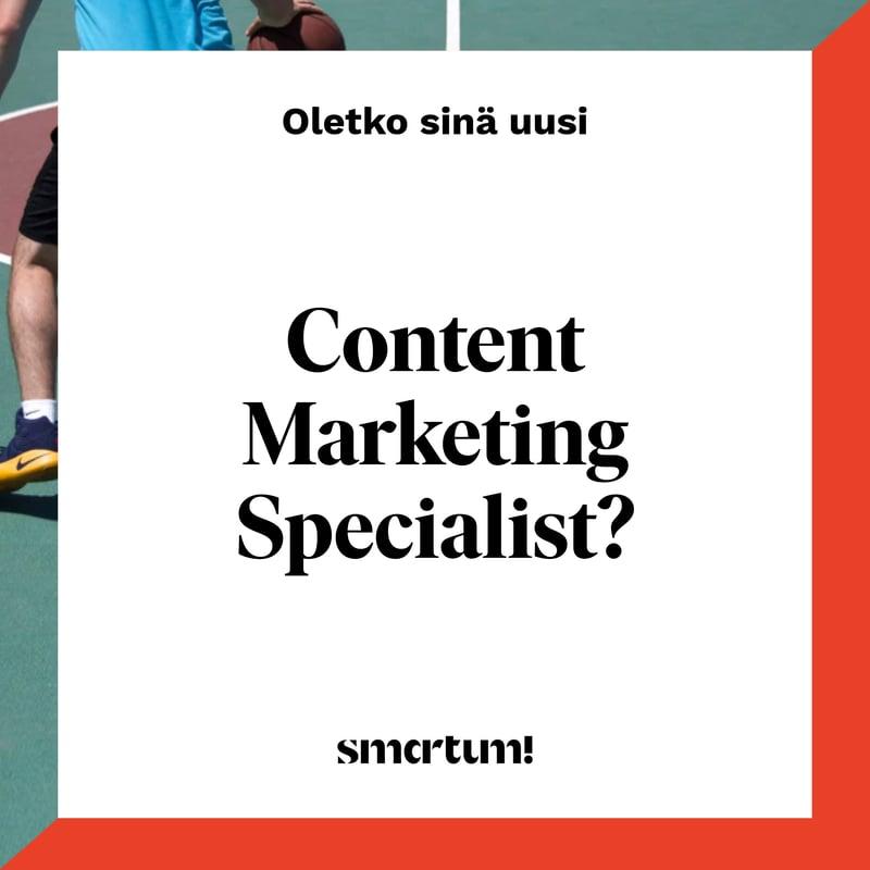 Haussa Content Marketing Specialist