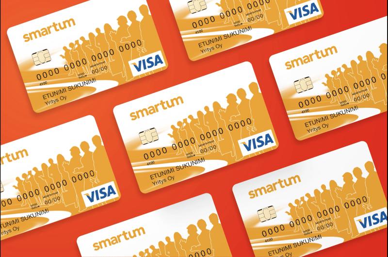 Korttimaksaminen siirtyi SmartumPay-sovellukseen