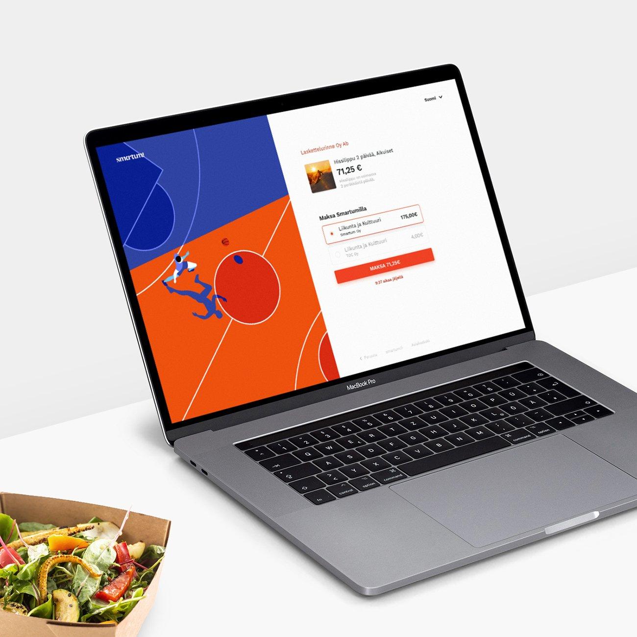 Smartum online payment
