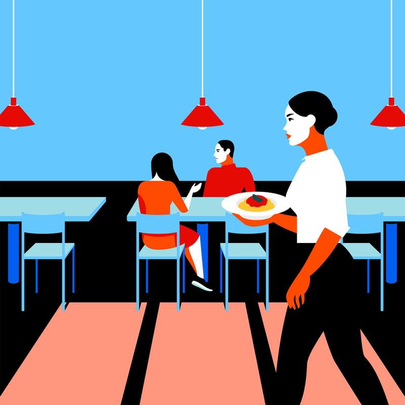 lounasetu, lounassaldo, lounasseteli